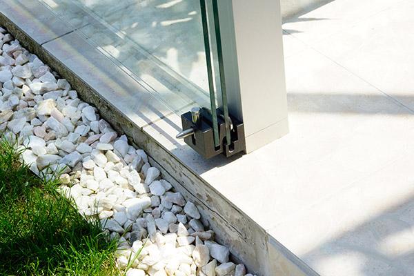terrassen berdachung aus aluminium und glas mwk gmbh. Black Bedroom Furniture Sets. Home Design Ideas